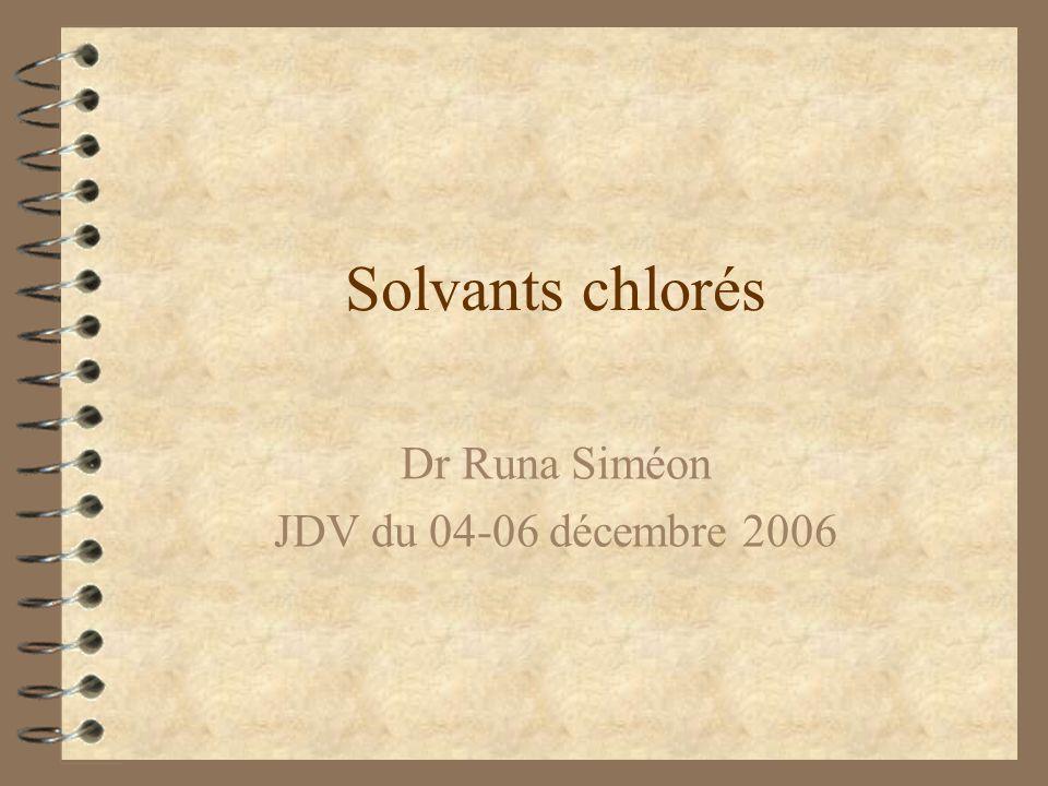 Dr Runa Siméon JDV du 04-06 décembre 2006