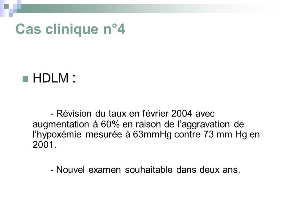 Cas clinique n°4 HDLM :