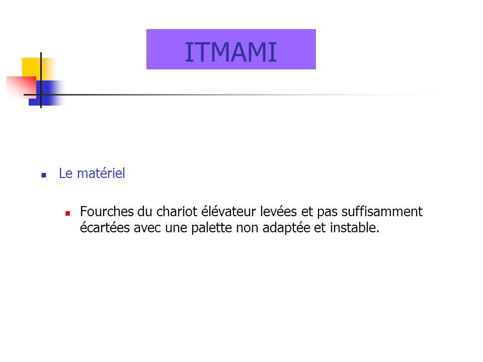 ITMAMI Le matériel.