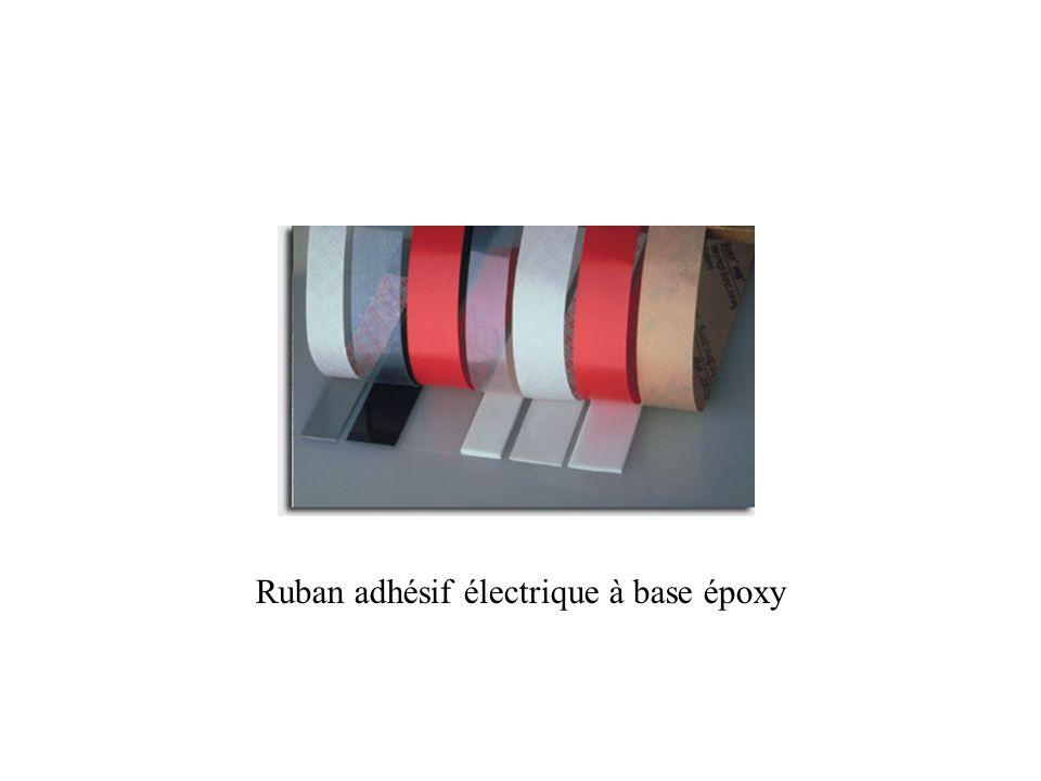 Ruban adhésif électrique à base époxy