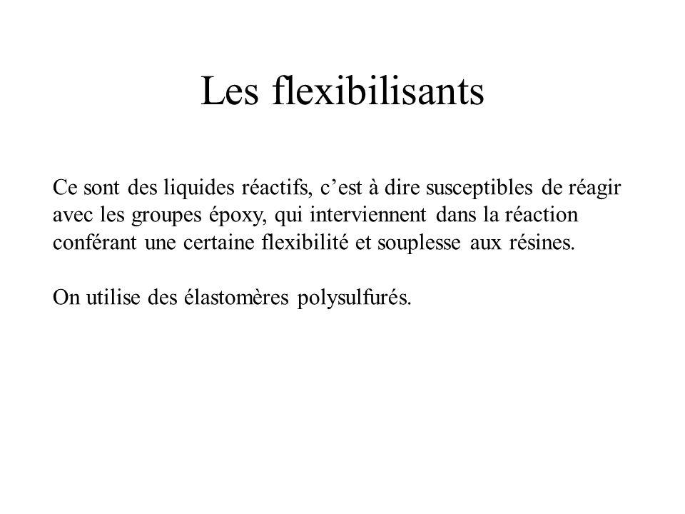 Les flexibilisants