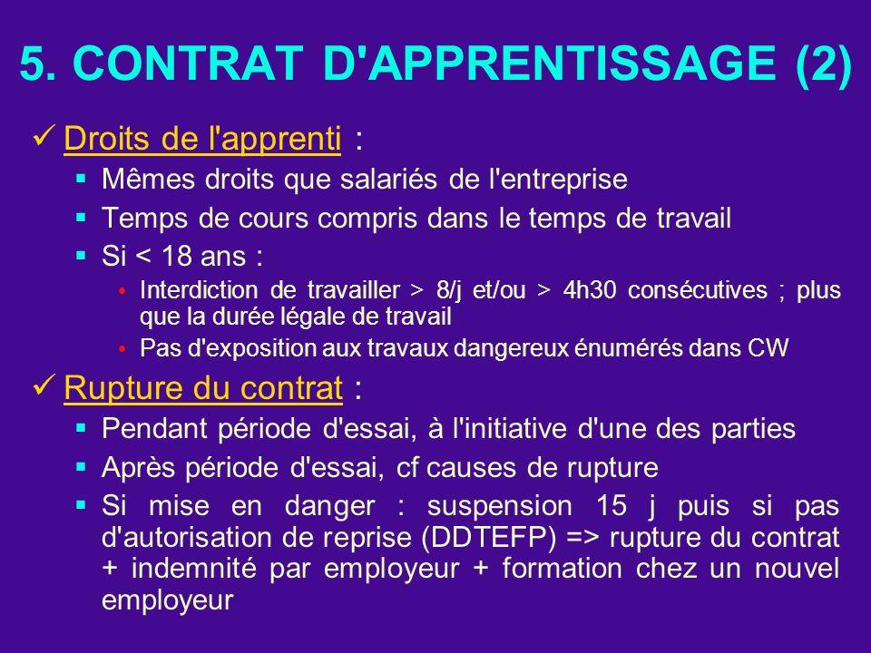 5. CONTRAT D APPRENTISSAGE (2)