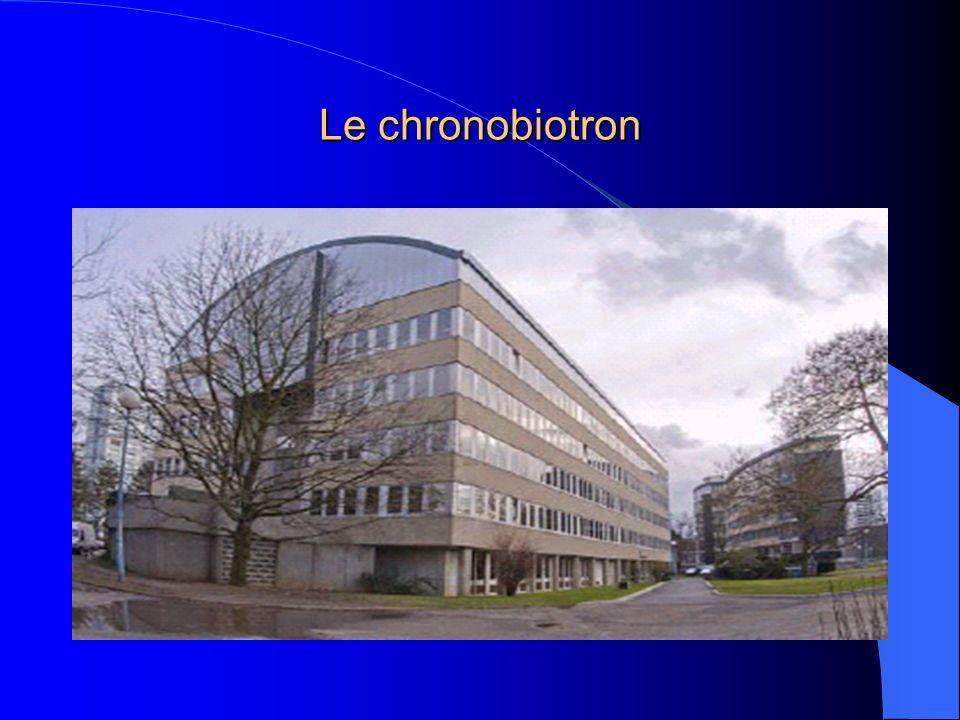 Le chronobiotron
