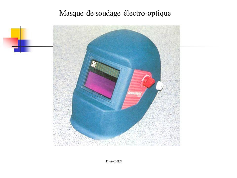 Masque de soudage électro-optique
