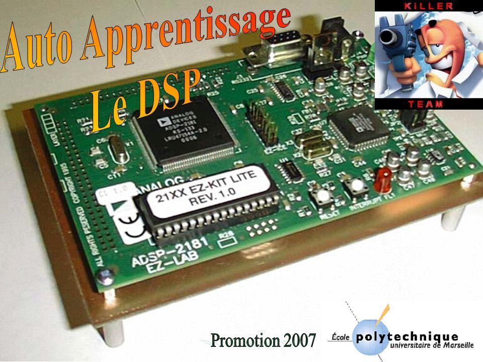 Auto Apprentissage Le DSP