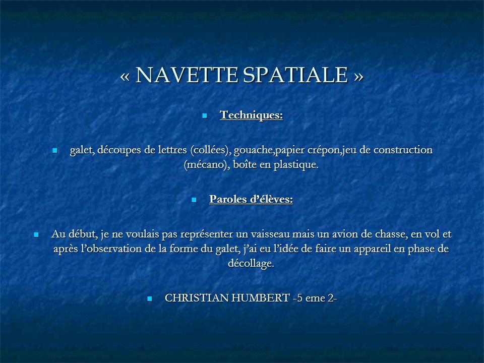 CHRISTIAN HUMBERT -5 eme 2-