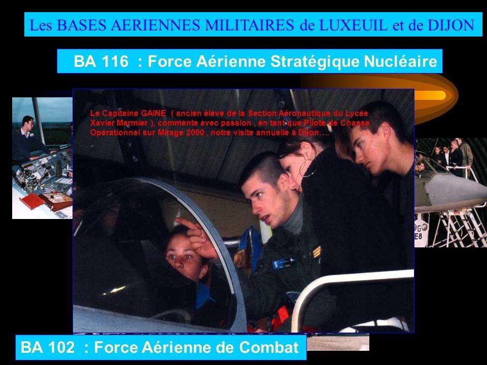 BA 116 : Force Aérienne Stratégique Nucléaire