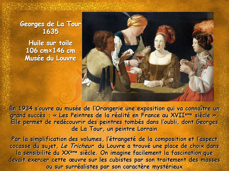 Huile sur toile 106 cm×146 cm Musée du Louvre