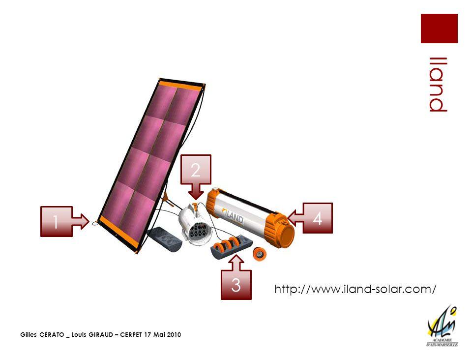 Iland 1 4 3 2 http://www.iland-solar.com/