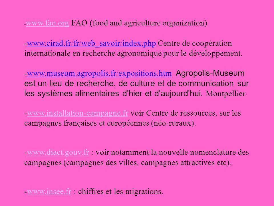 -www.insee.fr : chiffres et les migrations.