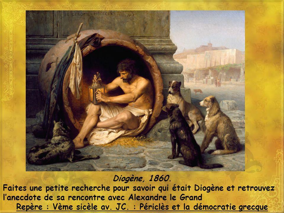 Repère : Vème sicèle av. JC. : Périclès et la démocratie grecque