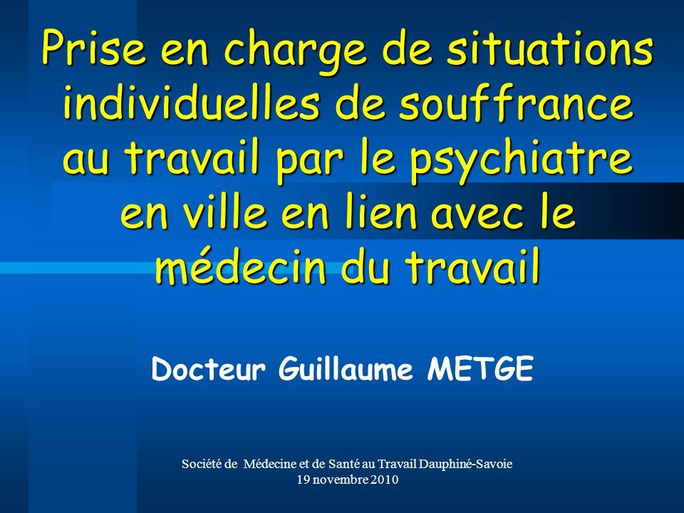 Docteur Guillaume METGE