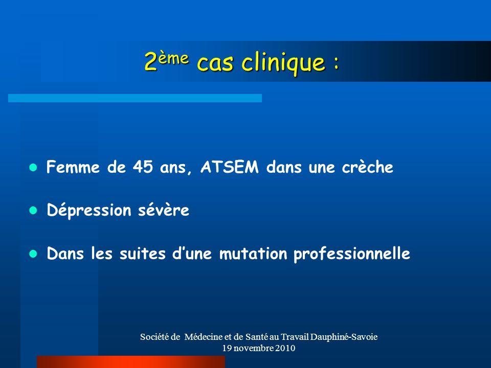 Société de Médecine et de Santé au Travail Dauphiné-Savoie