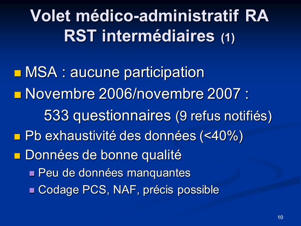 Volet médico-administratif RA RST intermédiaires (1)