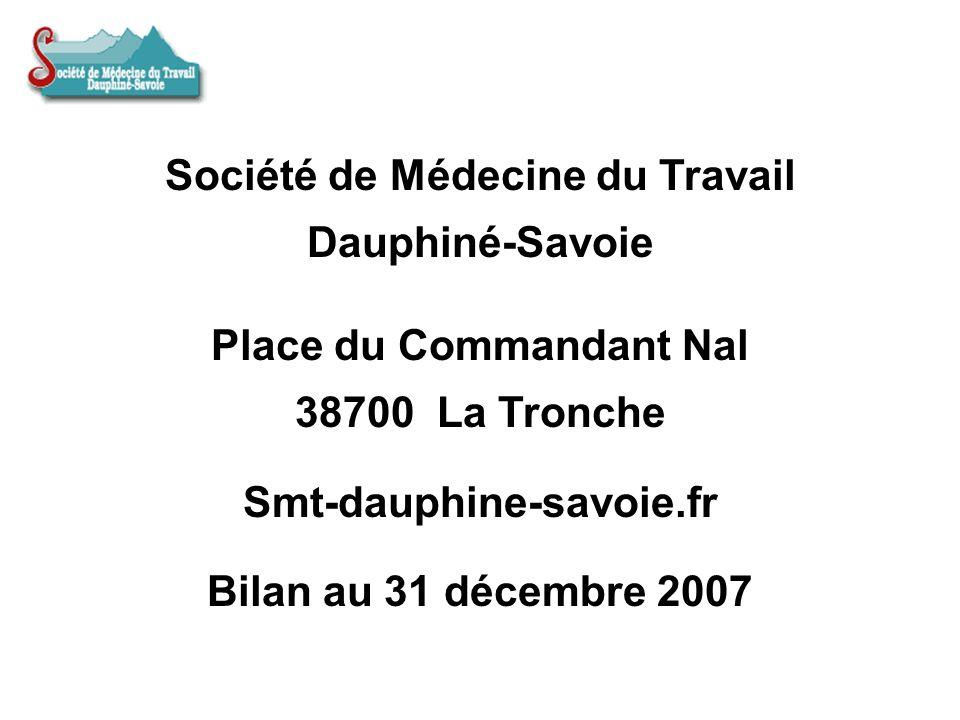 Smt-dauphine-savoie.fr Bilan au 31 décembre 2007
