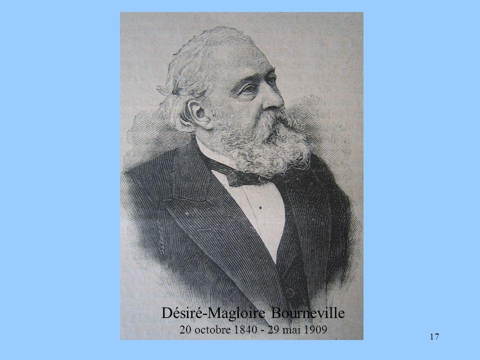 Désiré-Magloire Bourneville