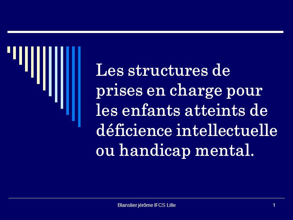 Blanstier jérôme IFCS Lille