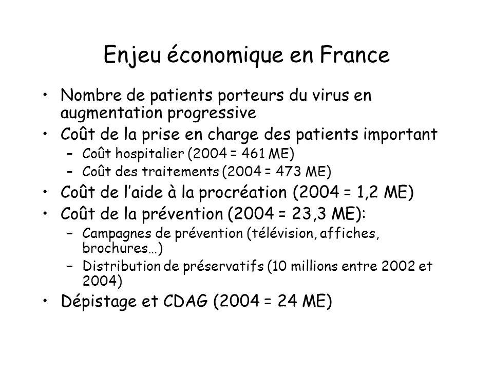 Enjeu économique en France
