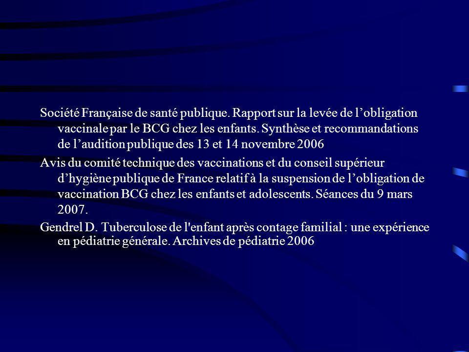 Société Française de santé publique