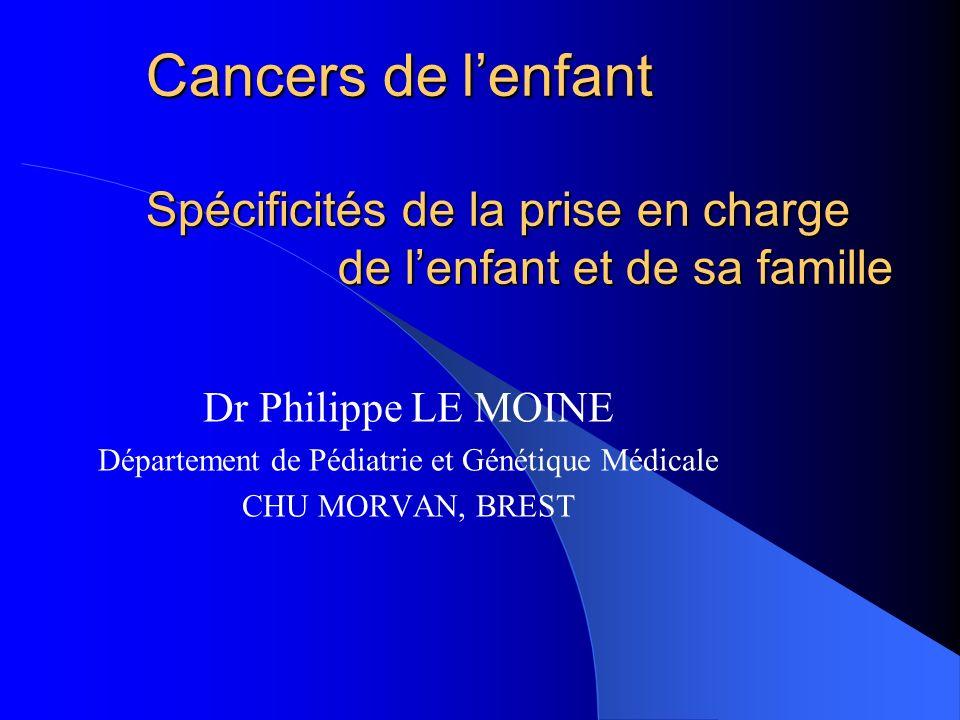 Département de Pédiatrie et Génétique Médicale