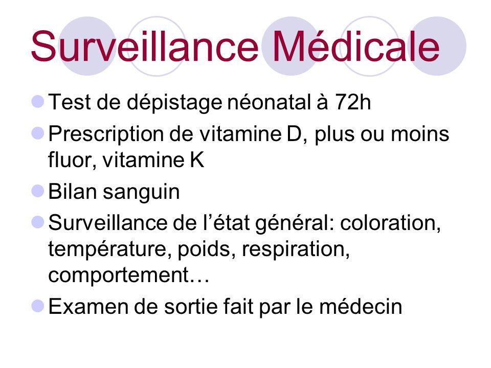 Surveillance Médicale
