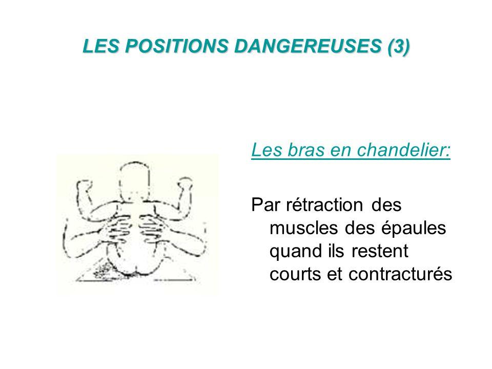 LES POSITIONS DANGEREUSES (3)