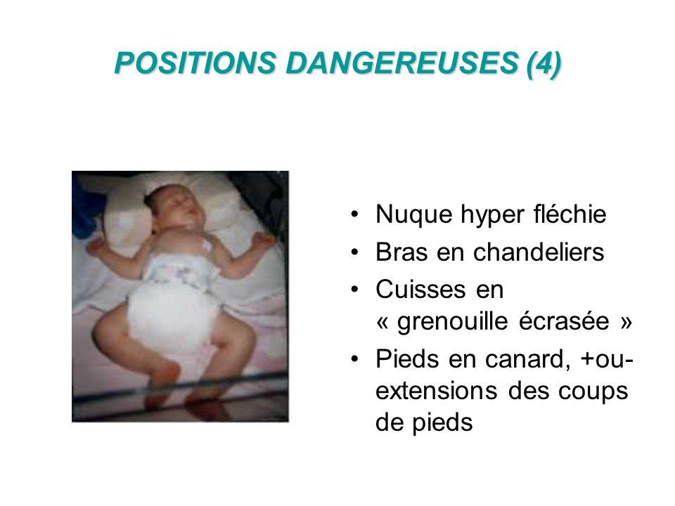 POSITIONS DANGEREUSES (4)