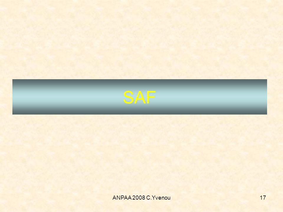 SAF ANPAA 2008 C.Yvenou