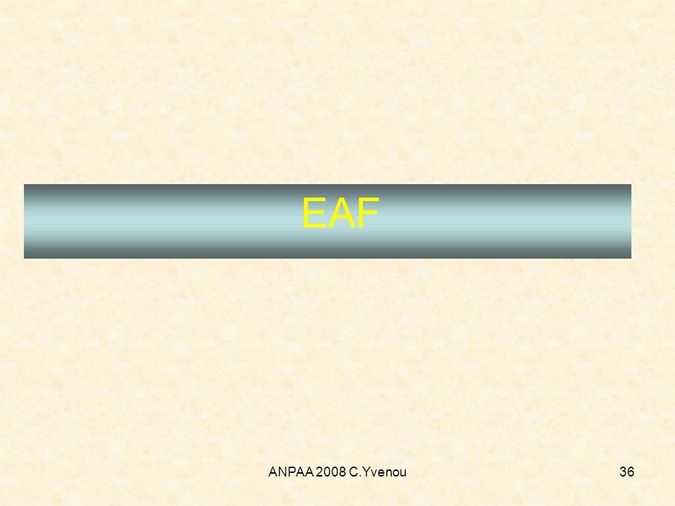 EAF ANPAA 2008 C.Yvenou