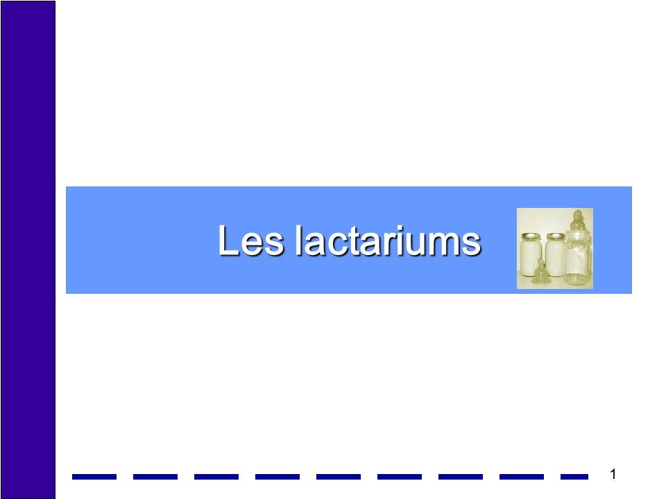 Les lactariums