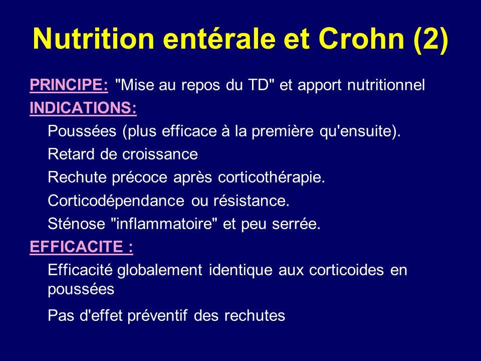 Nutrition entérale et Crohn (2)