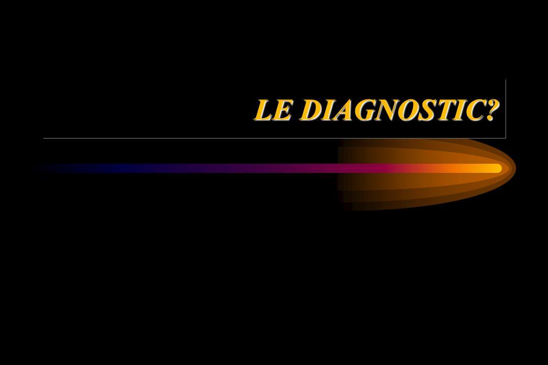 LE DIAGNOSTIC How do we confirm the diagnosis of an arrest