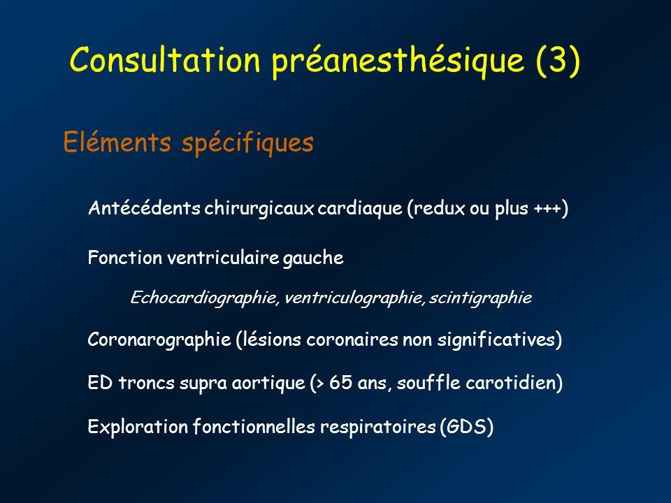Consultation préanesthésique (3)