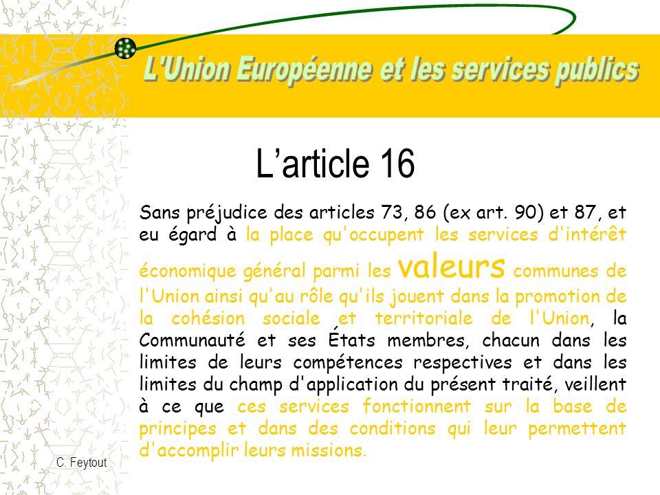 L'article 16