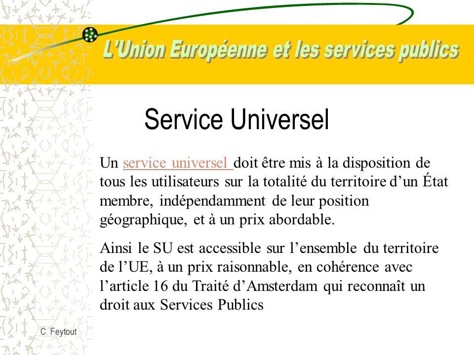 Service Universel