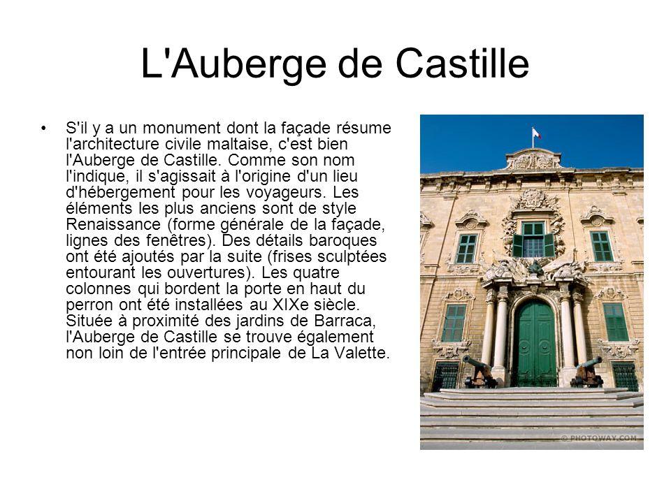 L Auberge de Castille