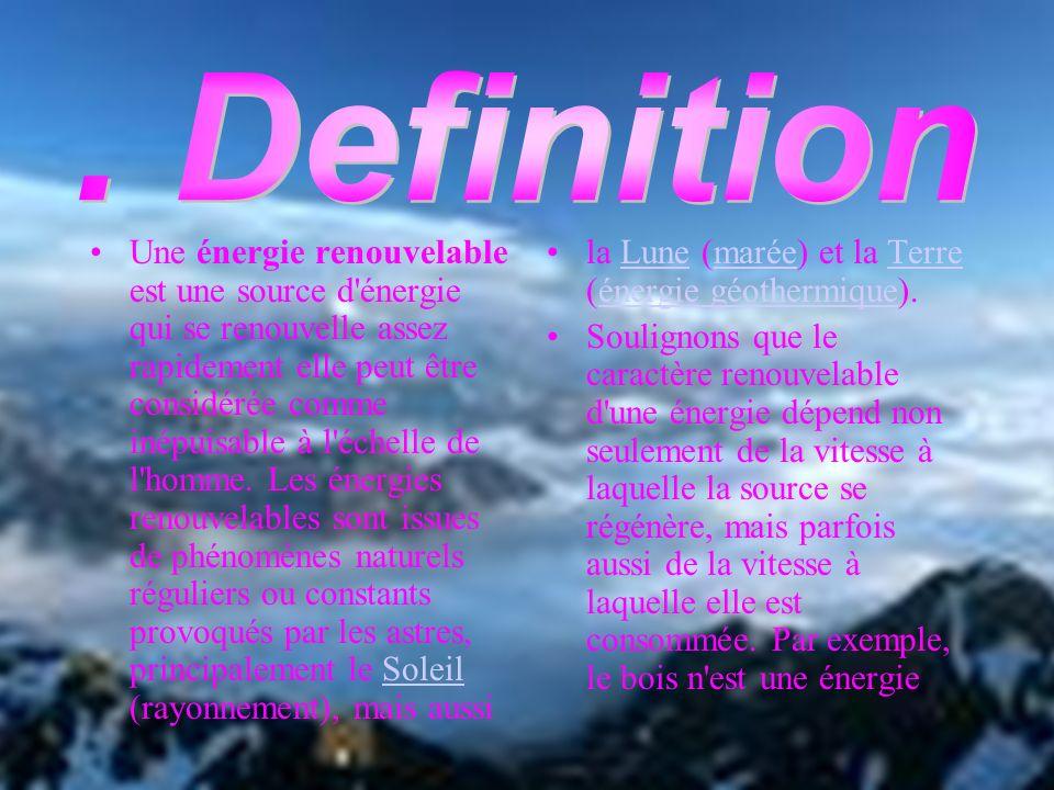 . Definition
