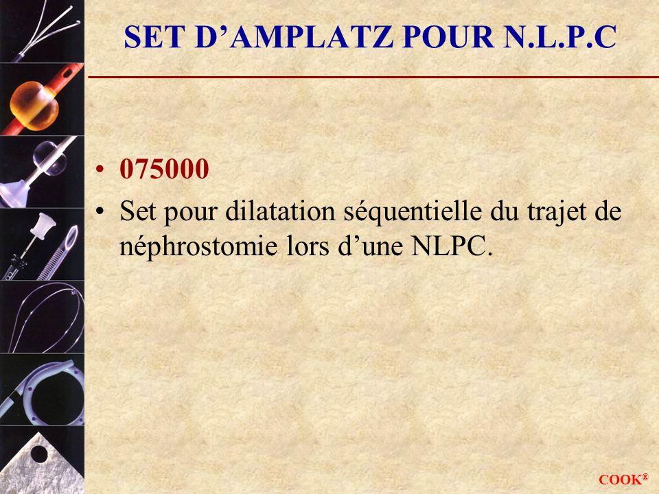 SET D'AMPLATZ POUR N.L.P.C