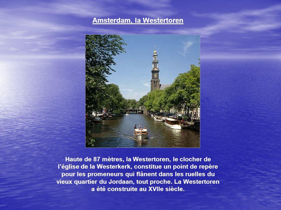 Amsterdam, la Westertoren