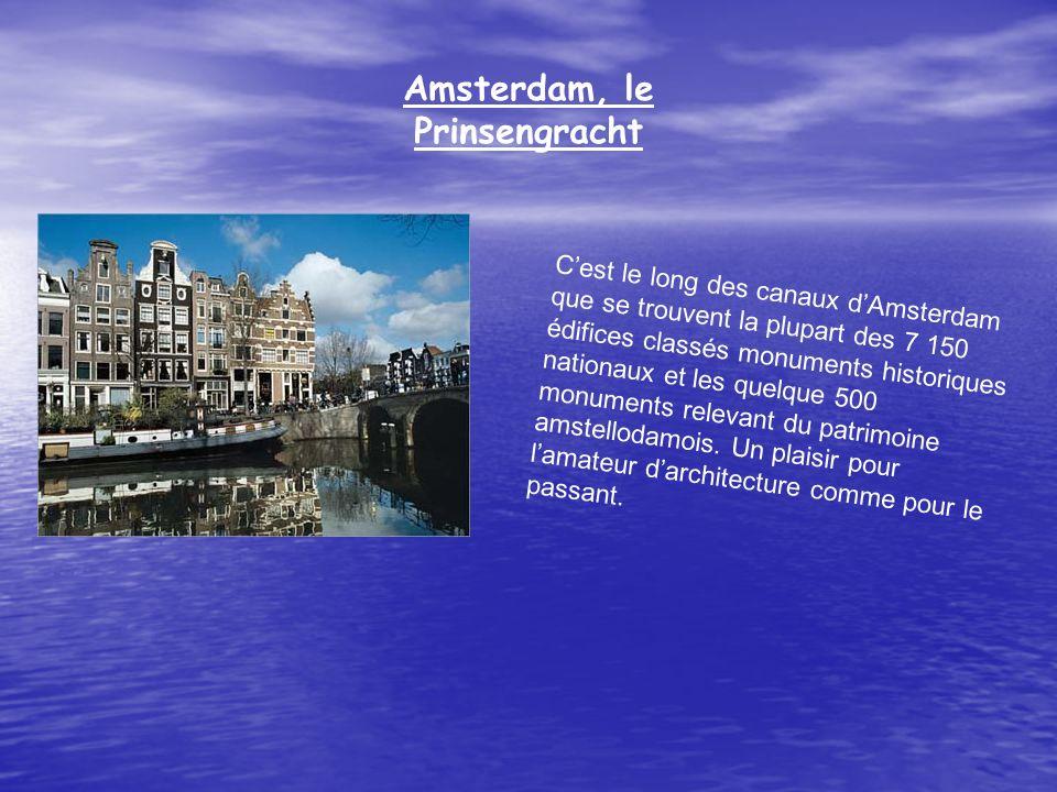 Amsterdam, le Prinsengracht