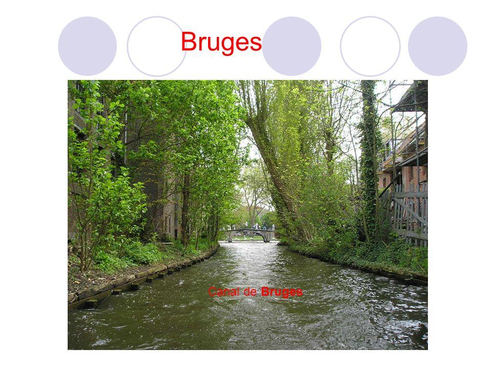 Bruges Canal de Bruges