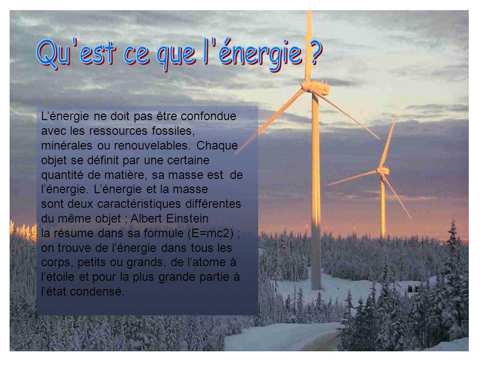 Premi re partie l 39 nergie ppt video online t l charger for Qu est ce qu une energie renouvelable