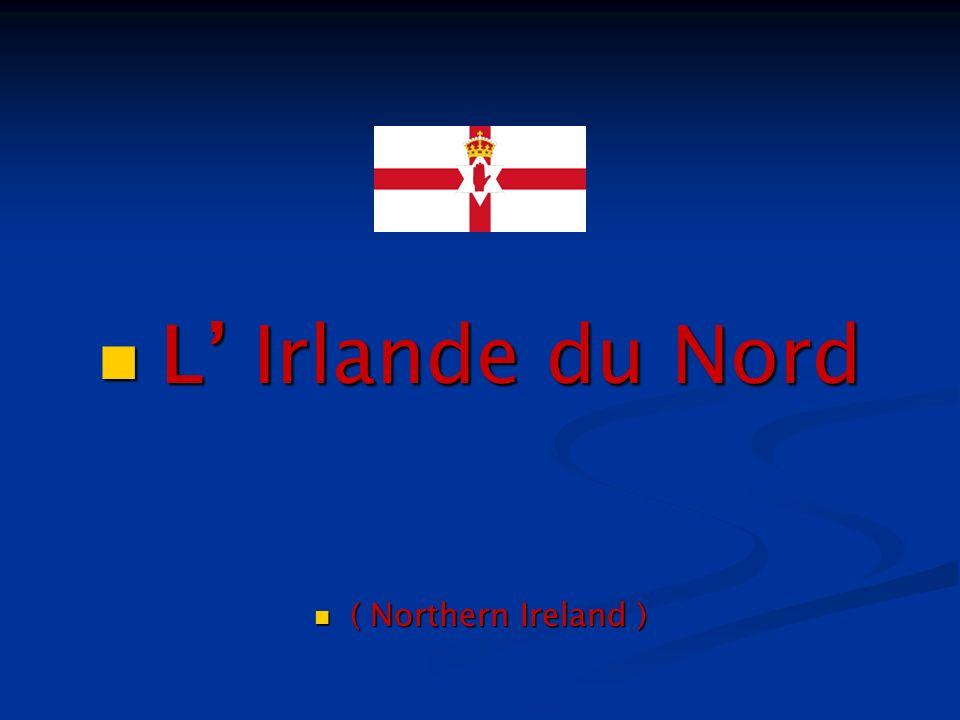 L' Irlande du Nord ( Northern Ireland )