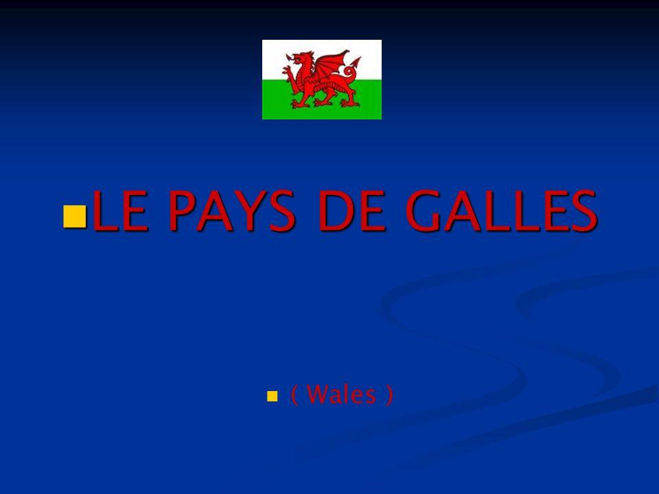 LE PAYS DE GALLES ( Wales )