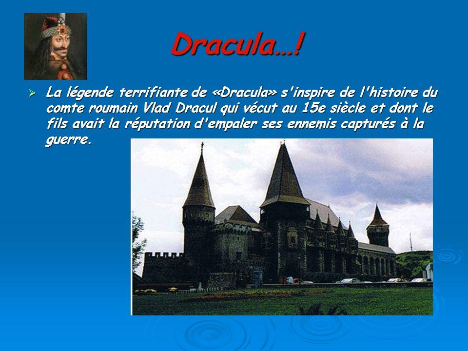 Dracula…!