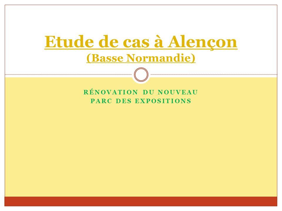 Etude de cas à Alençon (Basse Normandie)