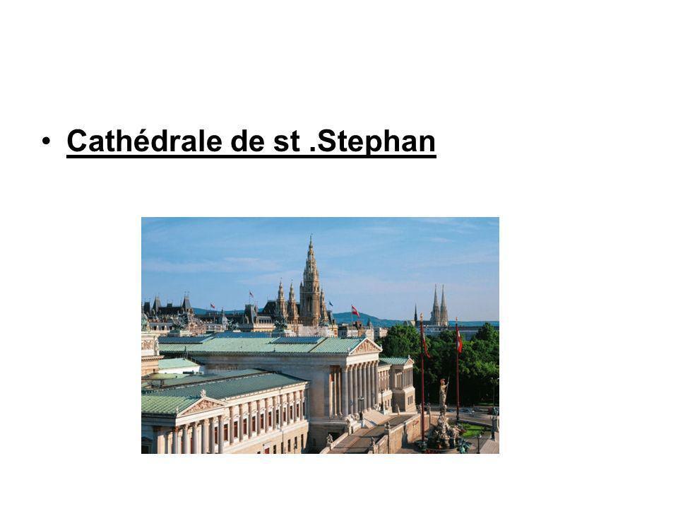 Cathédrale de st .Stephan