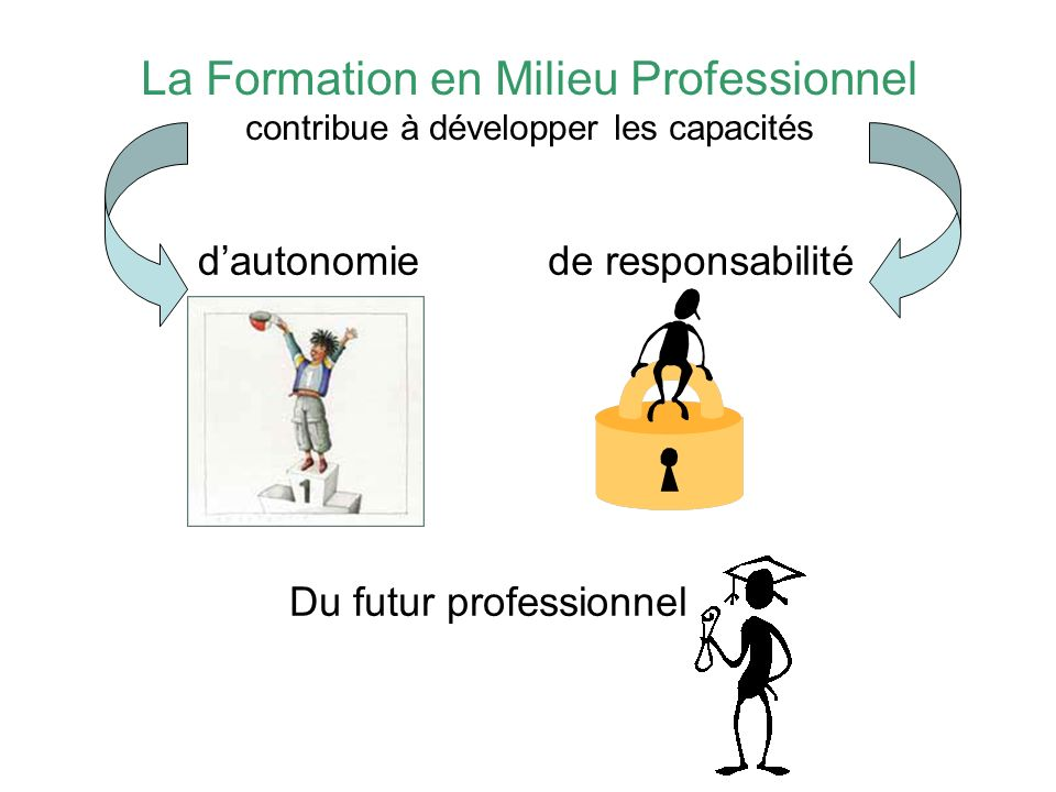 La Formation en Milieu Professionnel