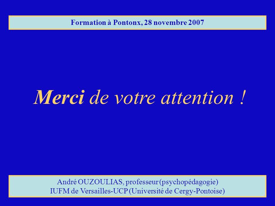 Formation à Pontonx, 28 novembre 2007