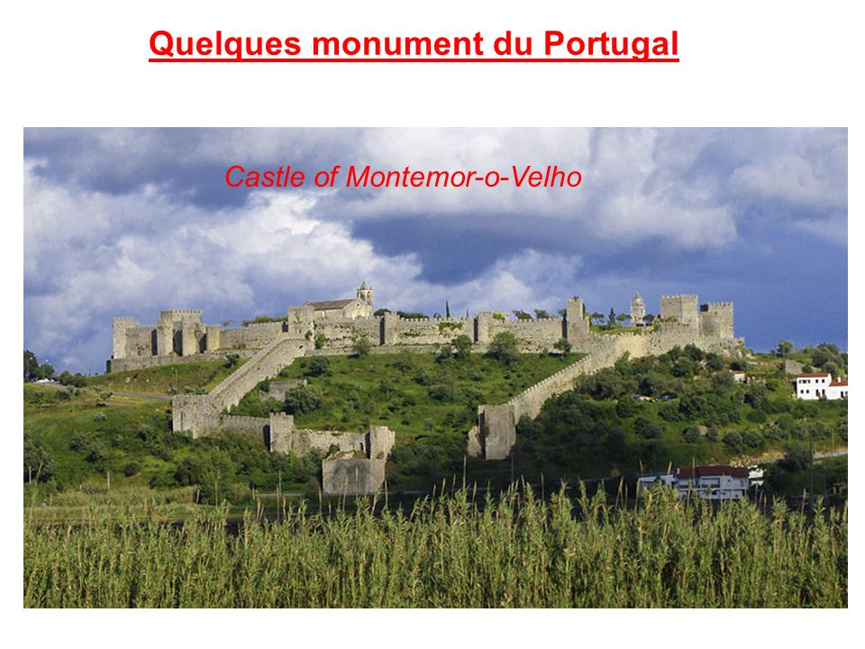 Quelques monument du Portugal